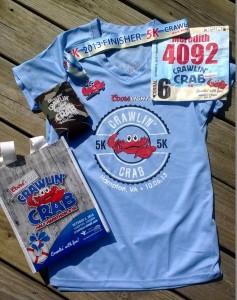 Crawlin' Crab 5K 2013