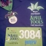 April Fools Half