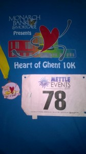2014 Heart of Ghent 10k