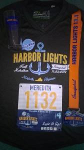 harbor Lights half