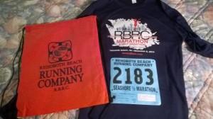 2014 rehoboth half marathon