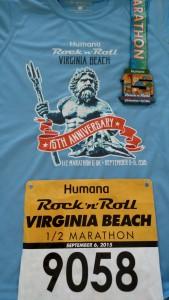 2015 Rock n Roll Virginia Beach