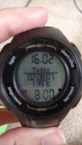marathon long run #1