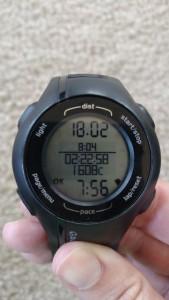 marathon training run 4