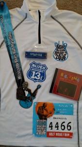 2016 mississippi blues half marathon