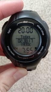 training run 10