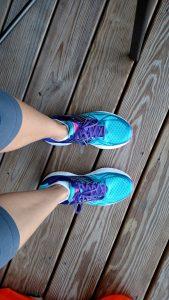 running again