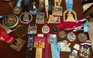 2016 running year