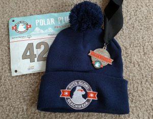 polar plunge 4 miler